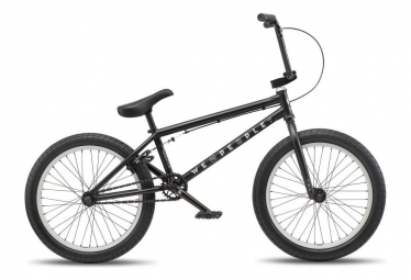 WeThePeople BMX Freestyle Arcade Matte Black 2019