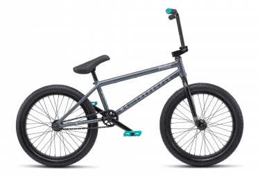 Bmx freestyle wethepeople justice gris metallique 2019