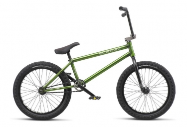WeThePeople BMX Freestyle Crysis Olive Green 2019