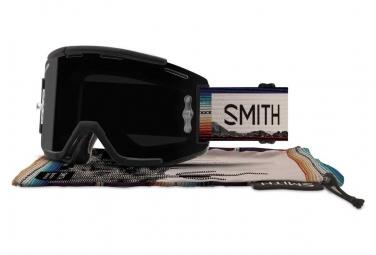 Masque VTT Smith Squad Brandon Semenuk AC Beige / Ecran Noir