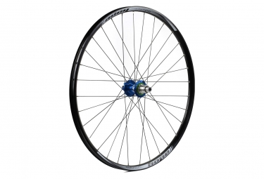 Roue arriere hope enduro pro 4 29 boost 12x148mm bleu sram xd