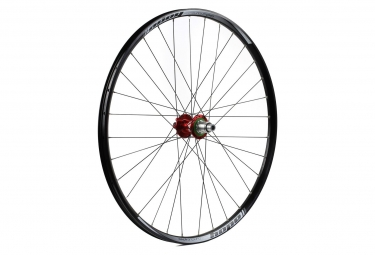 Roue arriere hope enduro pro 4 29 9x135 12x142mm rouge sram xd