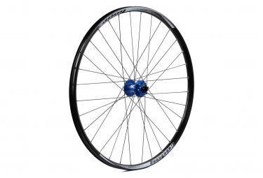 Roue avant hope tech enduro pro 4 26 9 15x100mm bleu
