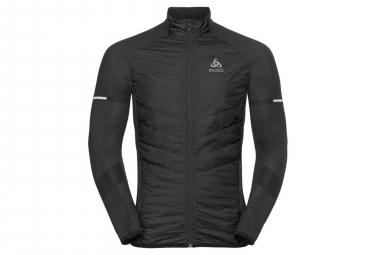 Odlo Irbis Hybrid Seamless X-Warm Jacket Black
