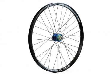 Hope Tech DH Pro 4 Rear Wheel 27.5'' | 9x135/12x142mm | Blue