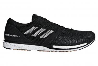 free shipping a38de 50b00 Chaussures de Running adidas running ADIZERO TAKUMI SEN 5 Noir