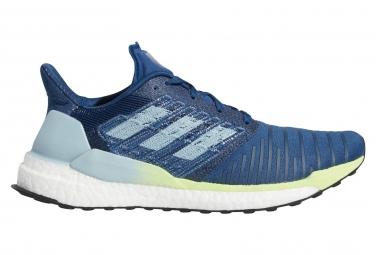 Zapatillas adidas running SOLAR BOOST para Hombre Azul / Azul
