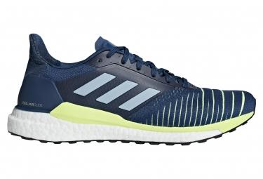 Zapatillas adidas running SOLAR GLIDE para Hombre Azul