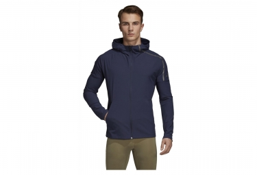 Adidas ZNE Chaqueta Azul