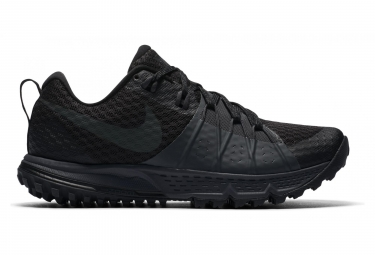 Chaussures de Trail Femme Nike Air Zoom Wildhorse 4 Noir / Gris