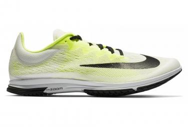 Nike zoom streak lt 4 blanco amarillo unisex 44 1 2