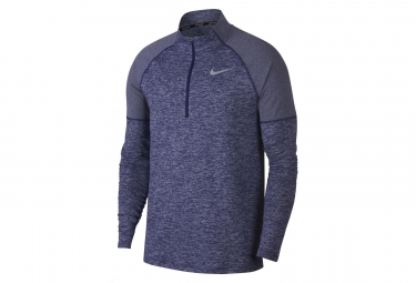 Nike Midlayer 1/4 zip Element Blue Men