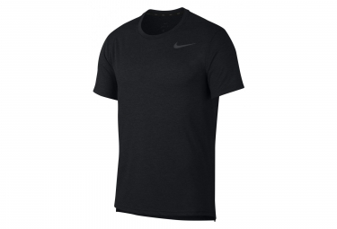 Nike Short Sleeves Jersey Dri-FIT Breathe Black Men