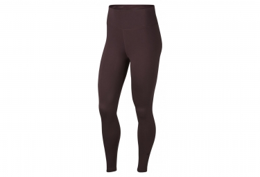 Nike Long Tight All-In Black Red Women