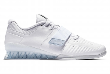 Chaussures de Cross Training Nike Romaleos 3 XD Blanc