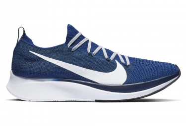 wholesale dealer 0301b 205cd Chaussures de Running Nike Zoom Fly Flyknit Bleu