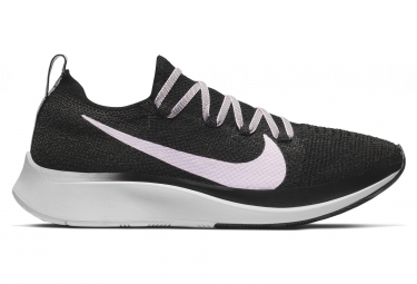 Nike Zoom Fly Flyknit Black Pink Women