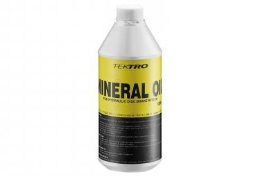 Liquide de frein a disque tektro hydraulic mineral oil 1000ml