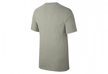 Maillot Manches Courtes Nike Dri-FIT Metcon Gris Homme