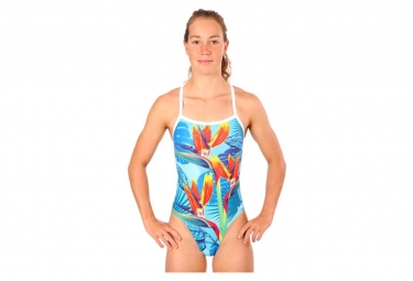 Mako Aumakua Swimsuit Blue