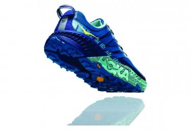 Chaussures de Trail Femme Hoka One One Speedgoat 3 Bleu / Bleu