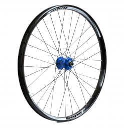 HOPE DH PRO 4 Front Wheel 26'' | 9x100/20x110 mm Axle - Blue