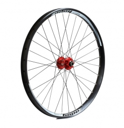 Roue avant hope dh pro 4 26 9x100 20x110mm rouge