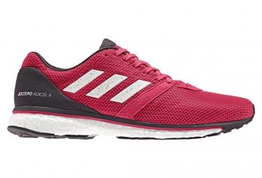 Chaussures Adidas ADIZERO ADIOS 4 Rouge