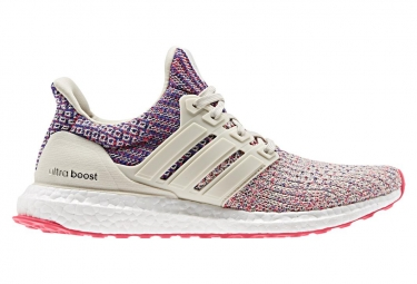 Adidas UltraBOOST Women's Shoes Multicolor Pink