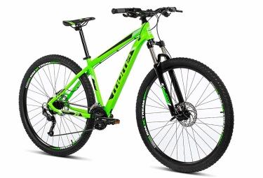 Vtt semi rigide moma bikes peak 29 shimano altus 9v vert m 160 174 cm