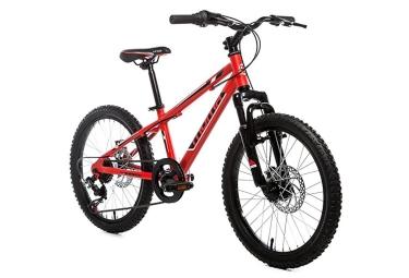 VTT Semi-Rigide Enfant Moma Bikes GTT20 20'' Rouge 6 à 9 ans