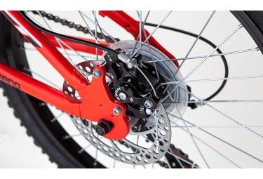 VTT Enfant Moma Bikes GTT20 Shimano 6V Rouge