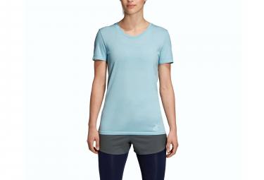 T-shirt Femme adidas 25/7 Bleu