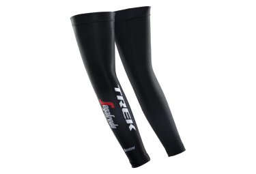 Trek by Santini Arm Warmers Team Trek-Segafredo Black 2019