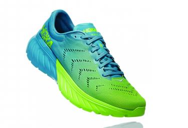 Hoka Laufschuhe Mach 2 Blau Grün