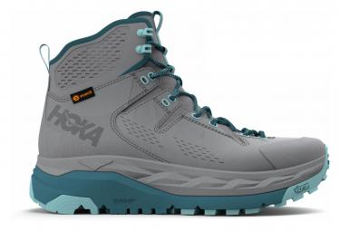 Zapatos Hoka Al Aire Libre Sky Kaha Azul Gris Mujer