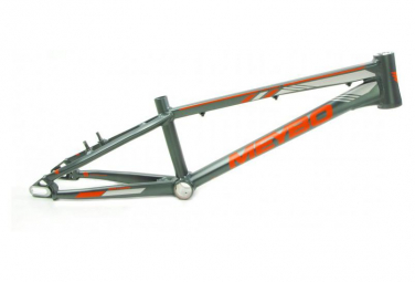 Cadre bmx race meybo holeshot gris orange 2019 pro xxl