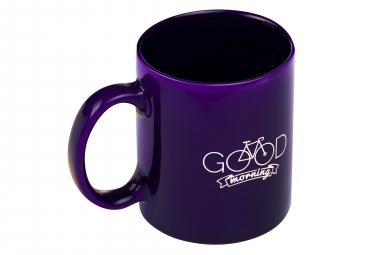 Marcel Pignon Good Morning Mug Purple