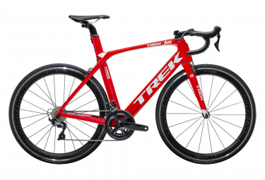 Trek Madone SL 6 Road Bike 2019 Shimano Ultegra 11S Red/White
