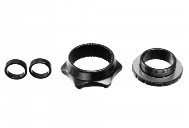 Kit de conversion avant neatt boost 15x110mm centerlock 6 trous noir