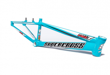 Supercross BMX Race Frame Envy RS7 Teal Blue 2018