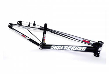 Supercross BMX Race Frame Envy RS7 Gloss Black 2018