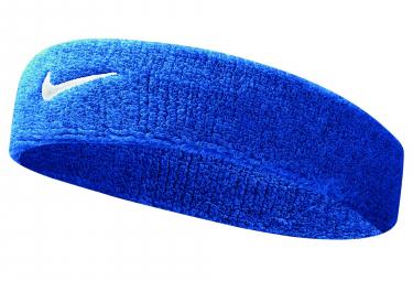 Bandeaux Éponge Nike Swoosh Bleu