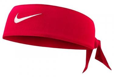 Bandeau Nike Dri-Fit Head Tie 2.0 Rouge