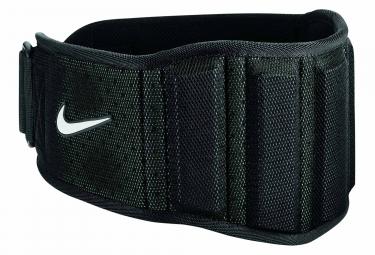 Ceinture de Musculation Nike Structured 3.0 Noir