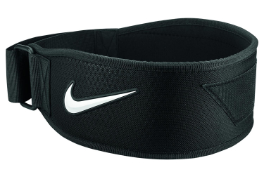 Ceinture de Musculation Nike Intensity Noir