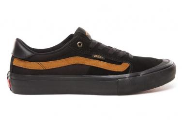 Vans Style 112 Pro Shoes Black / Cumin