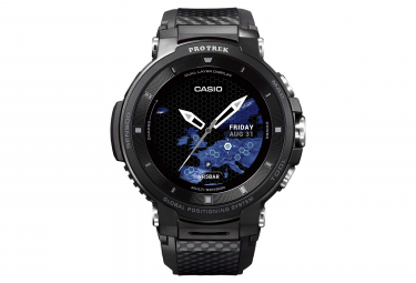 Casio Pro Trek Smart WSD F30 GPS Watch Black
