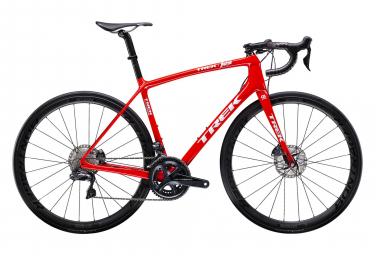 Trek Emonda SLR 7 Disc Road Bike 2019 Shimano Ultegra Di2 11S Red/White