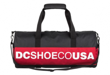 DC Shoes Messenger Bag Hawker Duffle Black / Red